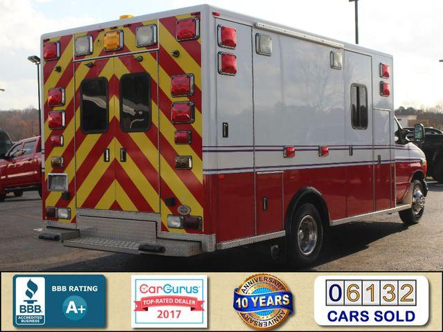 2007 Ford Econoline Commercial Cutaway E450 PL CUSTOM AMBULANCE TYPE III Mooresville , NC 2