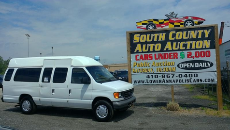2007 Ford ECONOLINE E250 VAN in Harwood, MD