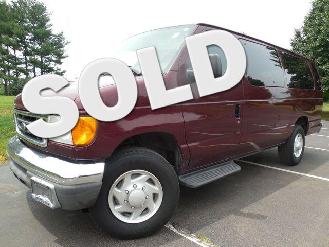 2007 Ford Econoline Wagon XLT Leesburg, Virginia 0