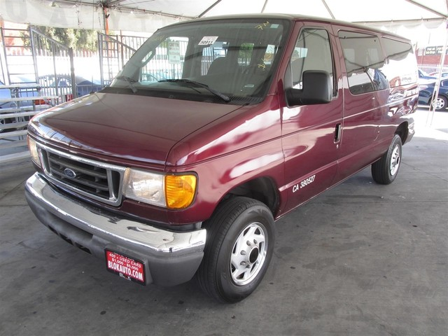 2007 Ford Econoline Wagon XLT This particular Vehicle comes with 4th Row Seat Please call or e-ma