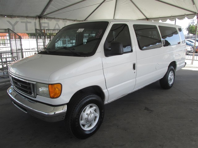 2007 Ford Econoline Wagon XL This particular Vehicle comes with 4th Row Seat Please call or e-mai