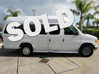 2007 Ford Econoline Wagon XL Hightop Handi-Cap Van in Houston TX