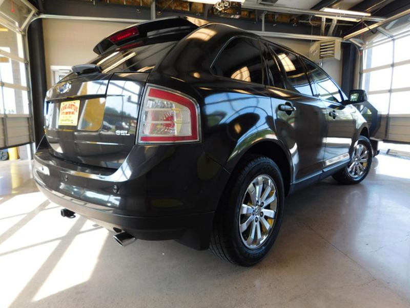 2007 Ford Edge Sel Plus City Tn Doug Justus Auto Center Inc