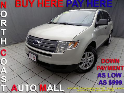 2007 Ford Edge SE As low as $999 DOWN in Cleveland, Ohio