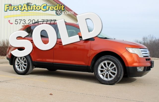 2007 Ford Edge SEL | Jackson , MO | First Auto Credit in Jackson  MO