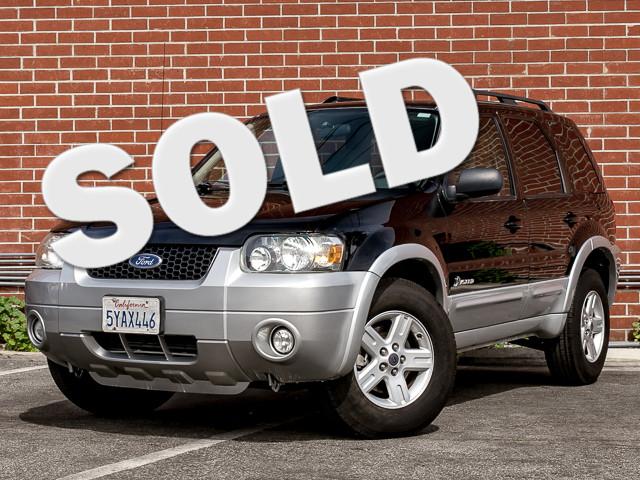 2007 Ford Escape Hybrid Burbank, CA 0