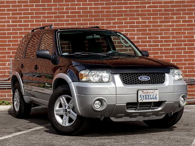 2007 Ford Escape Hybrid Burbank, CA 1