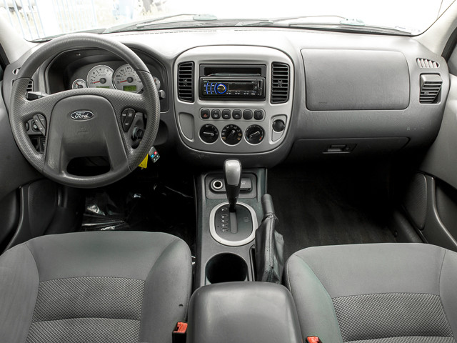 2007 Ford Escape Hybrid Burbank, CA 8