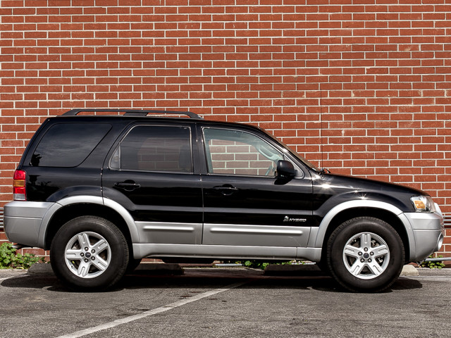 2007 Ford Escape Hybrid Burbank, CA 4