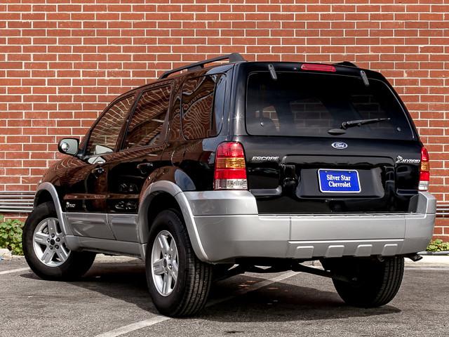 2007 Ford Escape Hybrid Burbank, CA 7