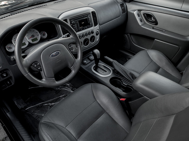 2007 Ford Escape Hybrid Burbank, CA 9