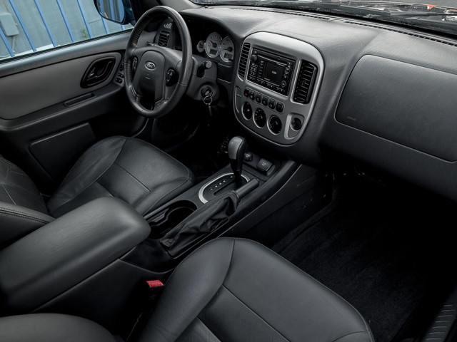 2007 Ford Escape Hybrid Burbank, CA 11