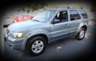 2007 Ford Escape Limited Sport Utility Chico, CA 3