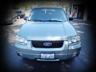2007 Ford Escape Limited Sport Utility Chico, CA 6