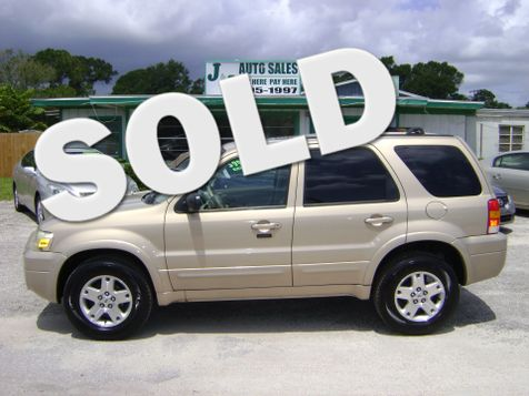 2007 Ford Escape Limited in Fort Pierce, FL