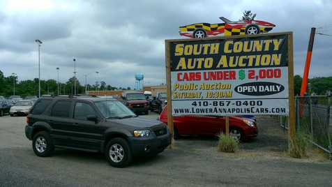 2007 Ford Escape XLT in Harwood, MD