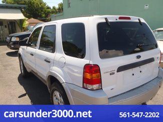 2007 Ford Escape XLT Lake Worth , Florida 1