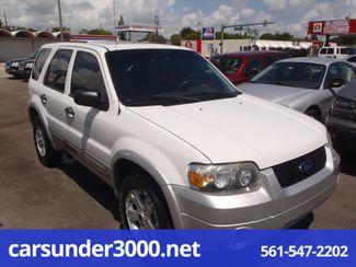 2007 Ford Escape XLT Lake Worth , Florida 3