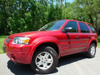 2007 Ford Escape Limited 4X4 Leesburg, Virginia