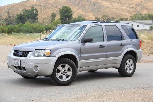 2007 Ford Escape XLT Santa Clarita, CA 1