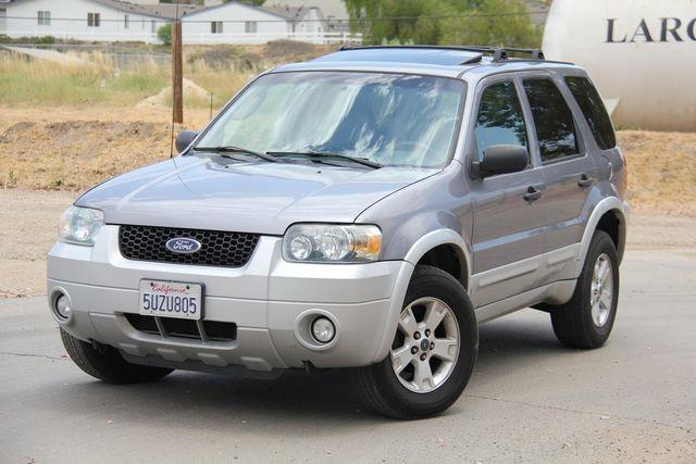 2007 Ford Escape XLT Santa Clarita, CA 4