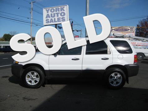 2007 Ford Escape XLT in , CT