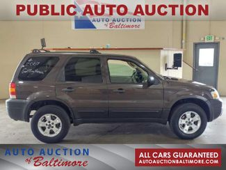 2007 Ford ESCAPE XLT in JOPPA MD