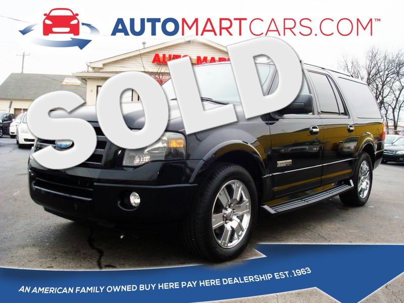 2007 Ford Expedition EL Limited | Nashville, Tennessee | Auto Mart Used Cars Inc. in Nashville Tennessee