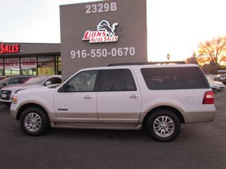 2007 Ford Expedition EL Eddie Bauer Sacramento, CA 6