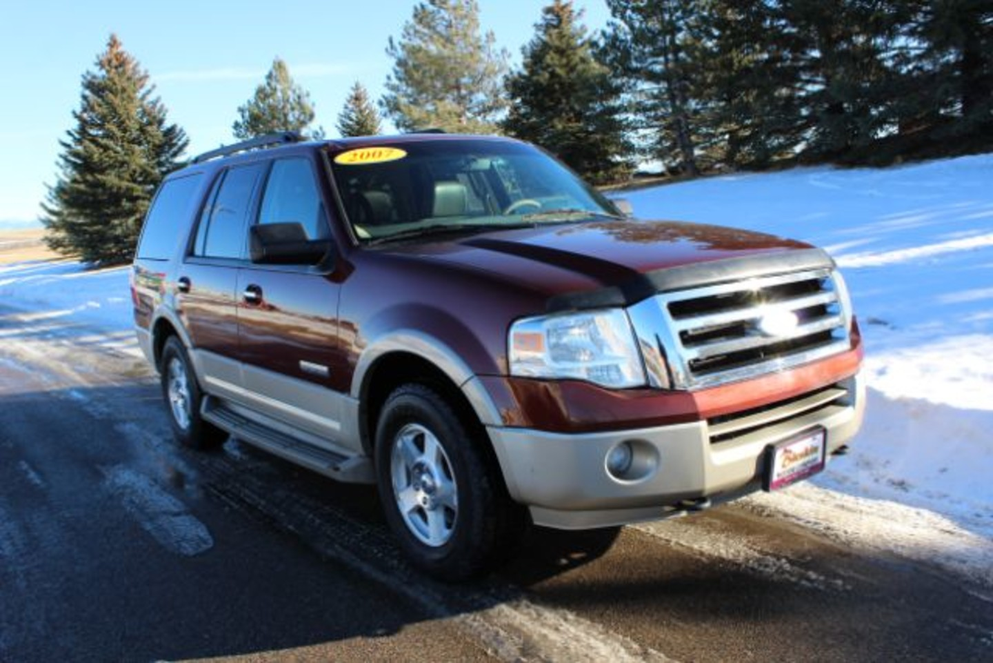 2007 Ford Expedition Eddie Bauer City Montana Bleskin Motor Company