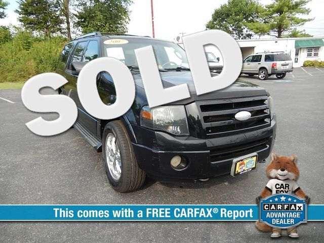 2007 Ford Expedition Limited | Harrisonburg, VA | Armstrong's Auto Sales in Harrisonburg VA