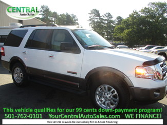 2007 Ford Expedition in Hot Springs AR