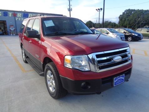 2007 Ford Expedition XLT in Houston