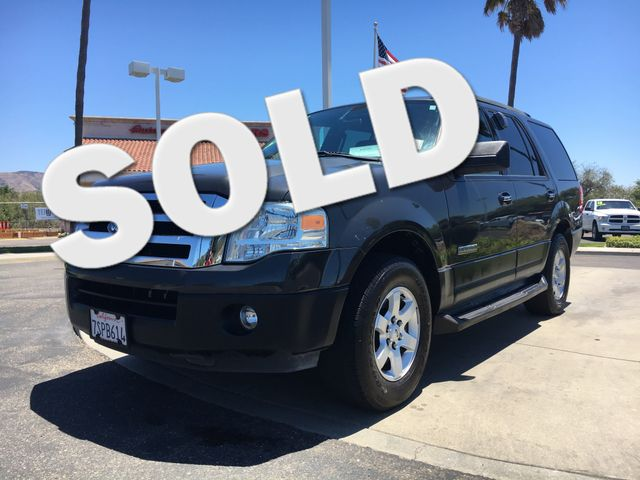 2007 Ford Expedition XLT You wont lack the horsepower or torque you need when driving this powerf