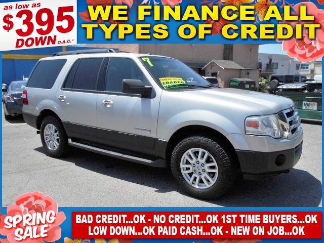 2007 Ford Expedition XLT Limited warranty included to assure your worry-free purchase AutoCheck r