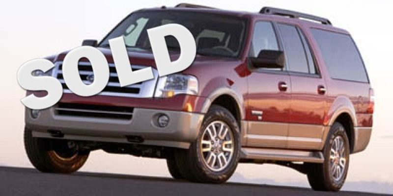 2007 Ford Expedition Eddie Bauer   Texas  Victoria Certified  in , Texas