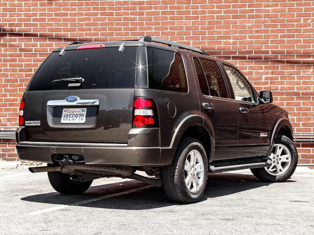 2007 Ford Explorer XLT Burbank, CA 3