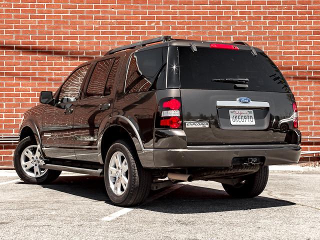 2007 Ford Explorer XLT Burbank, CA 5