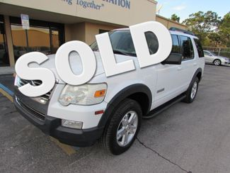 2007 Ford Explorer in Clearwater Florida