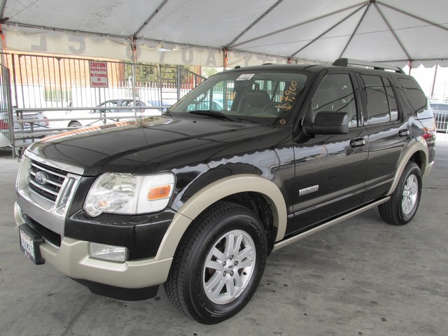 2007 Ford Explorer Eddie Bauer Please call or e-mail to check availability All of our vehicles