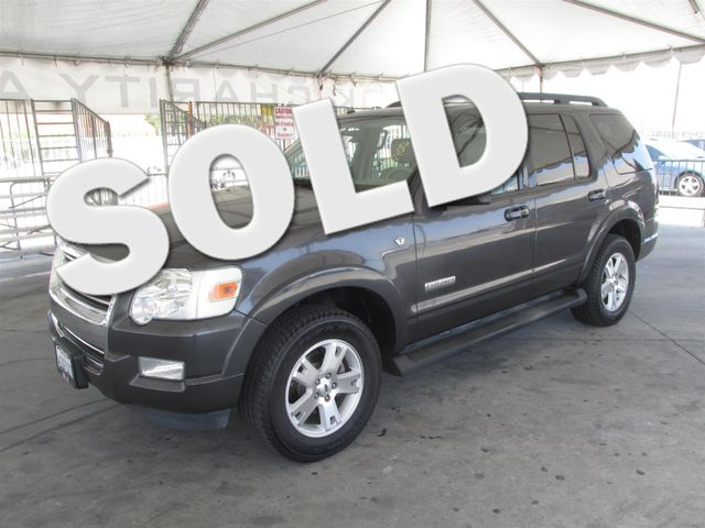 2007 Ford Explorer XLT This particular Vehicle comes with 3rd Row Seat Please call or e-mail to c