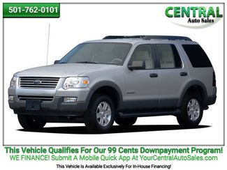 2007 Ford Explorer XLT | Hot Springs, AR | Central Auto Sales in Hot Springs AR