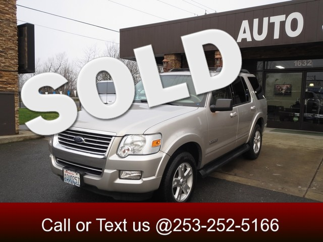 2007 Ford Explorer XLT 4WD The CARFAX Buy Back Guarantee that comes with this vehicle means that y