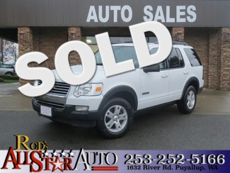 2007 Ford Explorer in Puyallup Washington