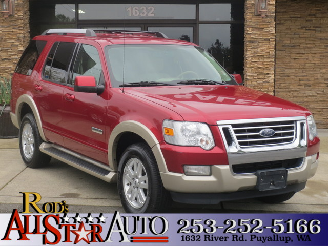 2007 Ford Explorer Eddie Bauer 4WD The CARFAX Buy Back Guarantee that comes with this vehicle mean