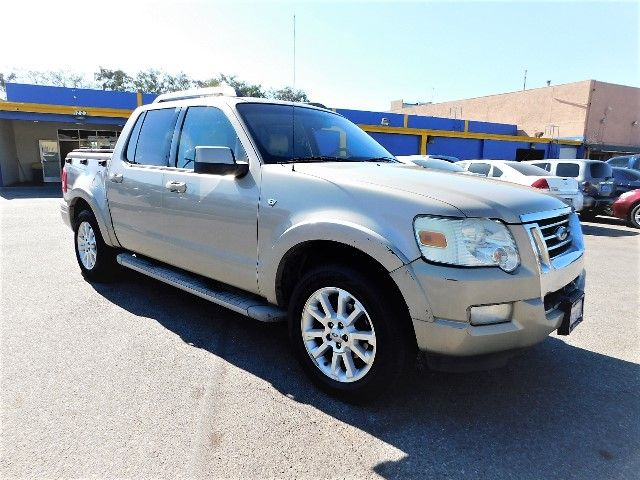 2007 Ford Explorer Sport Trac Limited Limited warranty included to assure your worry-free purchase