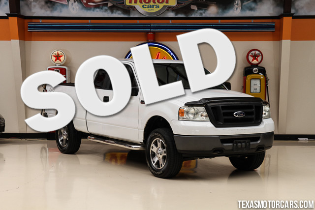 2007 Ford F-150 XL This Clean Carfax 2007 Ford F-150 XL 4x4 is in great shape with only 137 460 m