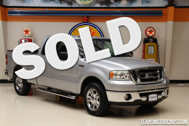 2007 Ford F-150 XLT This 2007 Ford F-150 XLT is in great shape with only 87 578 miles The F-150