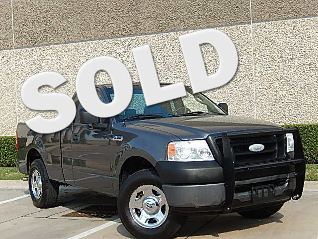 2007 Ford F-150 XL EXCELLENT DAILY DRIVER WORK TRUCK OR STARTER TRUCK Very clean with a clean ca