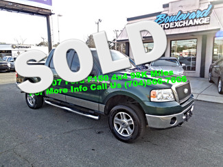 2007 Ford F-150 XLT-4x4 Charlotte, North Carolina